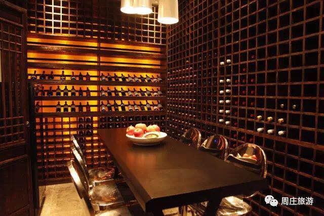 花间堂红酒吧