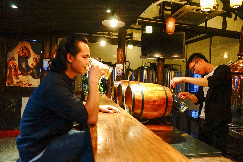 莼鲈之思啤酒工坊