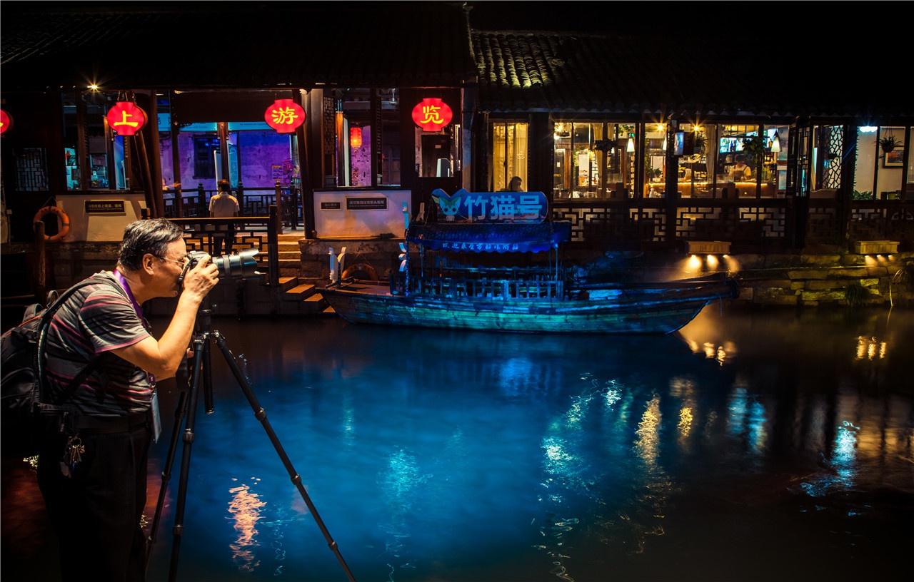 影像|摄影人镜头下的亚搏娱乐国际古镇